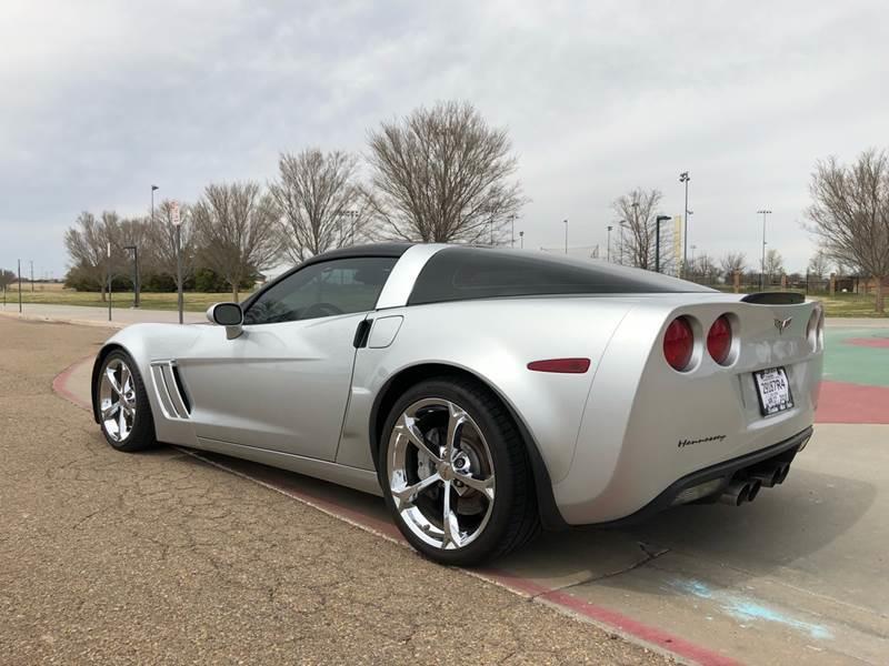 2012 Chevrolet Corvette Z16 Grand Sport 2dr Coupe w/3LT In