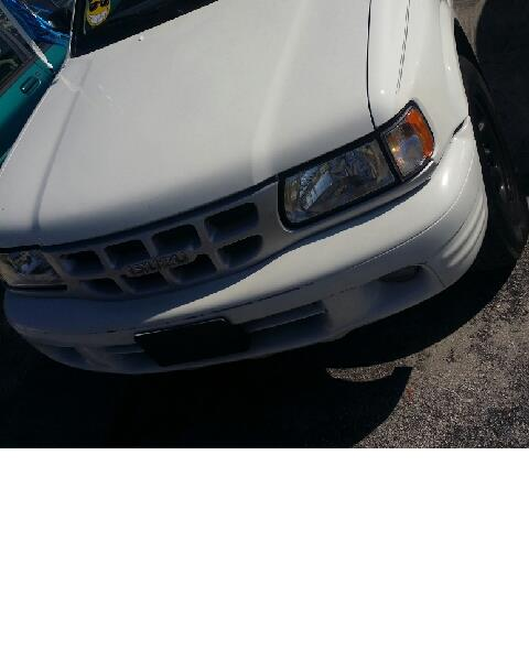 2000 Isuzu Rodeo For Sale At Franz Brett Used Cars In Melbourne FL