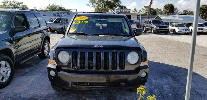 2007 Jeep Patriot For Sale At Franz Brett Used Cars In Melbourne FL