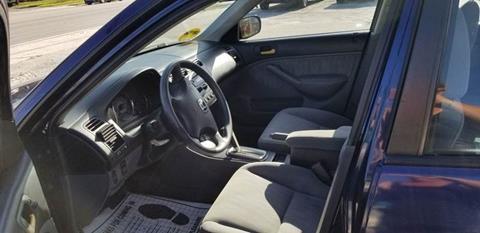 Honda Civic For Sale In Melbourne Fl Franz Brett Used Cars
