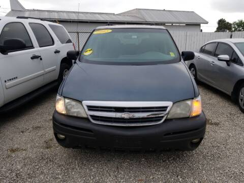 2005 Pontiac Montana for sale at Franz Brett Used Cars in Melbourne FL