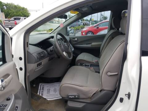 2008 Nissan Quest 3.5 S for sale at Franz Brett Used Cars in Melbourne FL