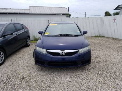2011 Honda Civic LX for sale at Franz Brett Used Cars in Melbourne FL