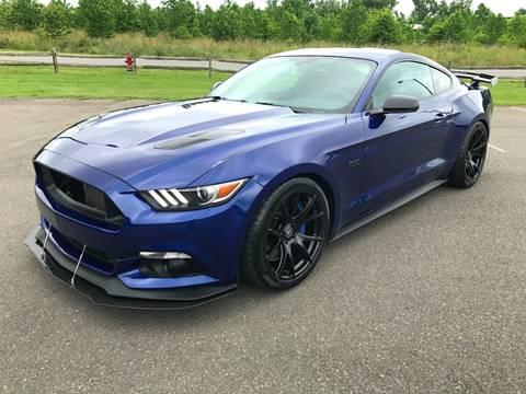 2015 Ford Mustang for sale at DLUX Motorsports in Fredericksburg VA