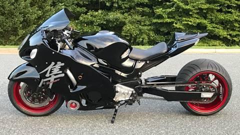 2001 Suzuki TURBO HAYABUSA for sale at DLUX Motorsports in Fredericksburg VA