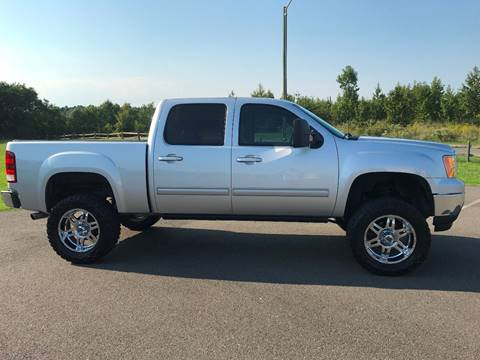 2013 GMC Sierra 1500 for sale at DLUX Motorsports in Fredericksburg VA