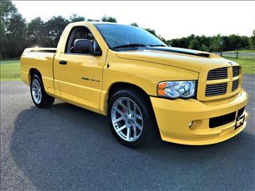 2005 Dodge Ram Pickup 1500 SRT-10 for sale at DLUX Motorsports in Fredericksburg VA