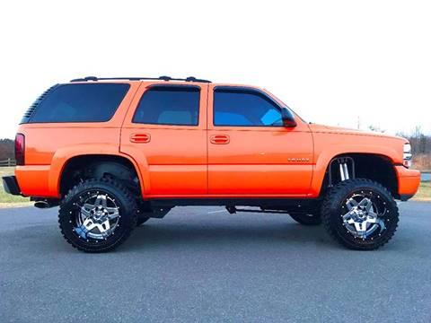 2005 Chevrolet Tahoe for sale at DLUX Motorsports in Fredericksburg VA