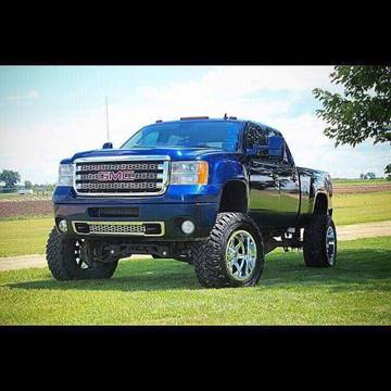 2013 GMC Sierra 2500HD for sale in Fredericksburg, VA