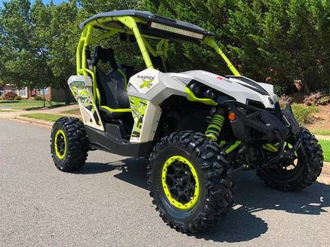 2015 Can-Am MAVERICK XDS TURBO for sale at DLUX Motorsports in Fredericksburg VA