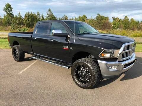 2011 RAM Ram Pickup 2500 for sale at DLUX Motorsports in Fredericksburg VA