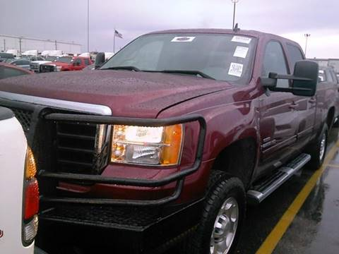 2009 GMC Sierra 2500HD for sale in Fredericksburg, VA
