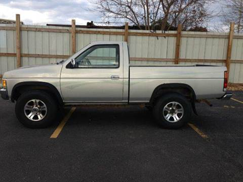 1997 Nissan Truck for sale at DLUX Motorsports in Fredericksburg VA