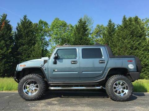 2006 HUMMER H2 SUT for sale at DLUX Motorsports in Fredericksburg VA