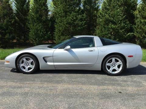 1999 Chevrolet Corvette for sale at DLUX Motorsports in Fredericksburg VA
