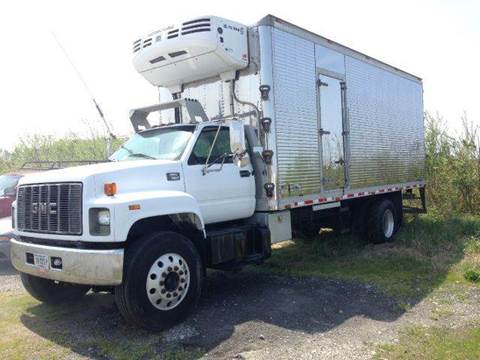 1998 GMC 7500 for sale at DLUX Motorsports in Fredericksburg VA