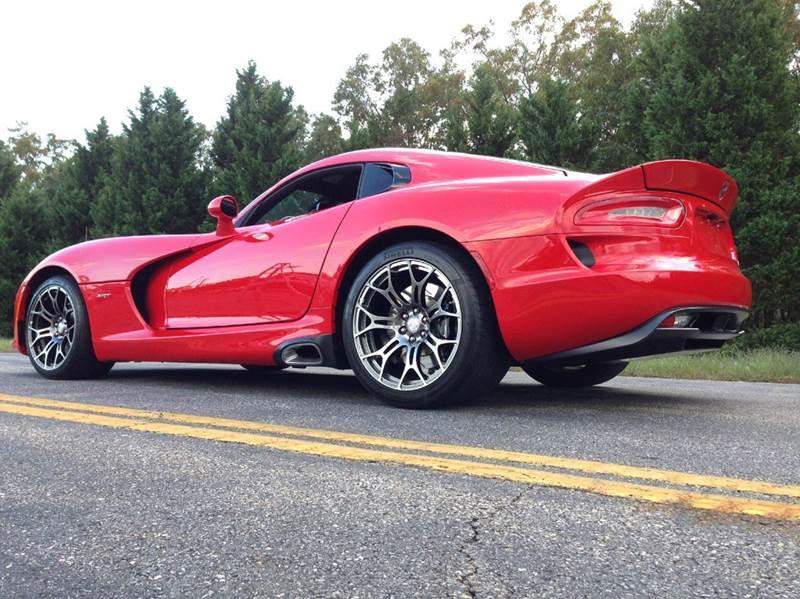 2013 Dodge Srt Viper 2dr Coupe In Fredericksburg VA - DLUX