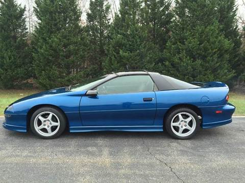 1995 Chevrolet Camaro for sale at DLUX Motorsports in Fredericksburg VA