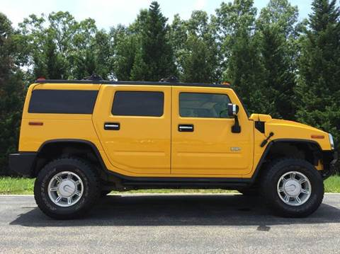 2004 HUMMER H2 for sale at DLUX Motorsports in Fredericksburg VA