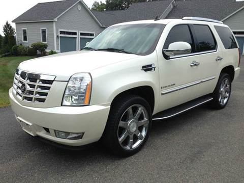 2007 Cadillac Escalade for sale at DLUX Motorsports in Fredericksburg VA