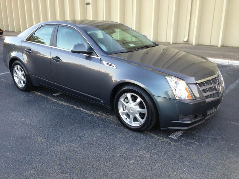 2009 Cadillac CTS for sale at DLUX Motorsports in Fredericksburg VA