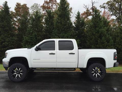2008 GMC Sierra 1500 for sale at DLUX Motorsports in Fredericksburg VA