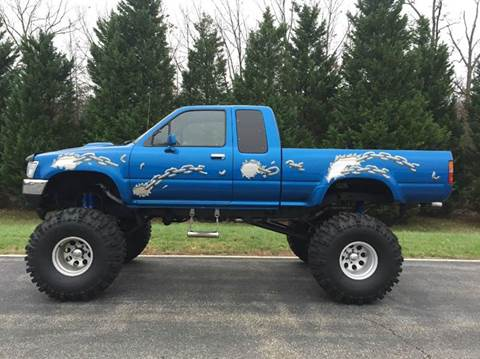 1994 Toyota Pickup for sale at DLUX Motorsports in Fredericksburg VA