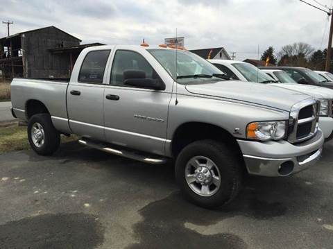 2003 Dodge Ram Pickup 3500 for sale at DLUX Motorsports in Fredericksburg VA