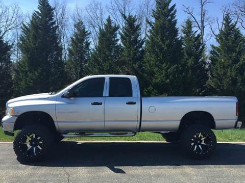 2005 Dodge Ram Pickup 3500 for sale at DLUX Motorsports in Fredericksburg VA