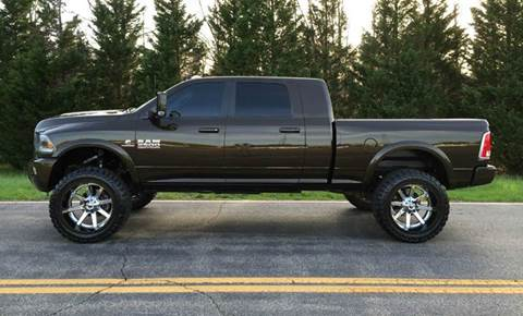2013 RAM Ram Pickup 2500 for sale at DLUX Motorsports in Fredericksburg VA