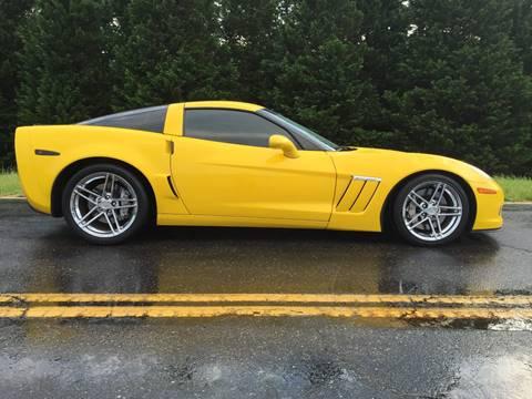 2011 Chevrolet Corvette for sale at DLUX Motorsports in Fredericksburg VA