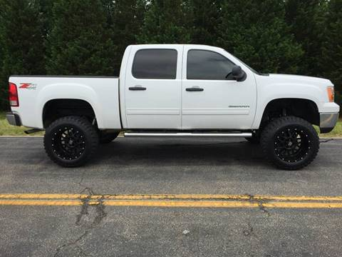 2012 GMC Sierra 1500 for sale at DLUX Motorsports in Fredericksburg VA