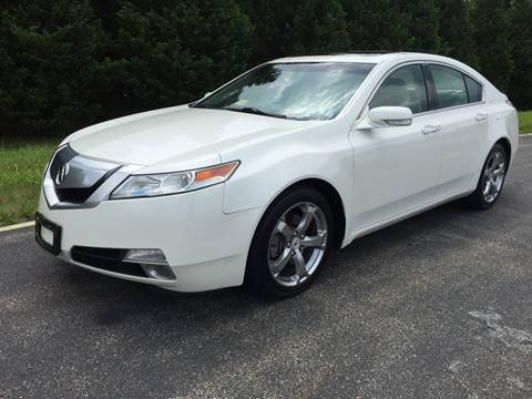 2010 Acura TL for sale at DLUX Motorsports in Fredericksburg VA