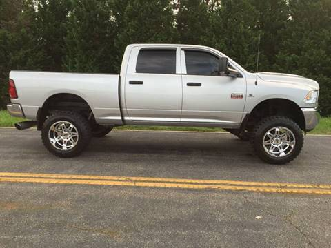 2012 RAM Ram Pickup 2500 for sale at DLUX Motorsports in Fredericksburg VA