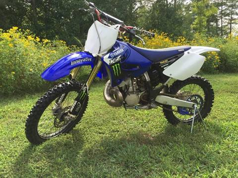 2009 Yamaha YZ-250 for sale at DLUX Motorsports in Fredericksburg VA