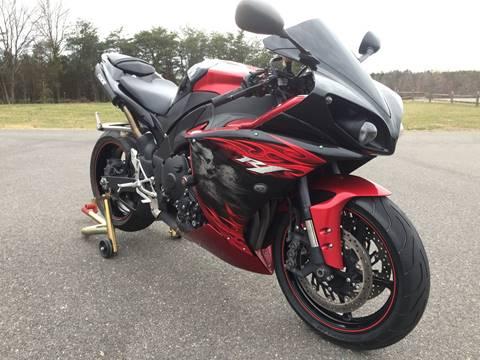 2011 Yamaha YZF-R1 for sale in Fredericksburg, VA