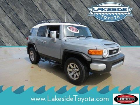 2014 Toyota FJ Cruiser for sale in Metairie LA