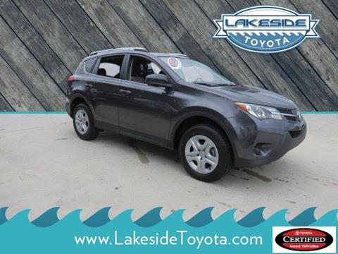 2014 Toyota RAV4 for sale in Metairie LA