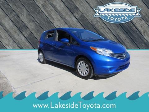2015 Nissan Versa Note for sale in Metairie LA