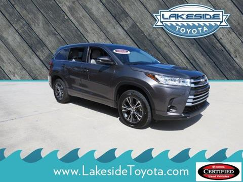 2017 Toyota Highlander for sale in Metairie, LA