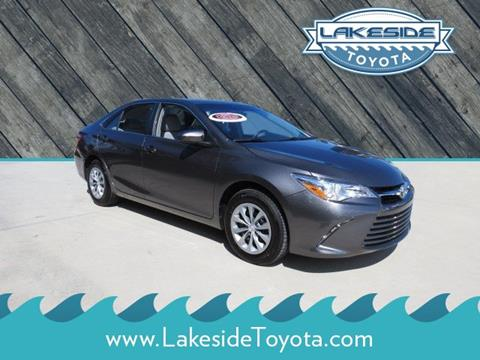 2017 Toyota Camry for sale in Metairie LA