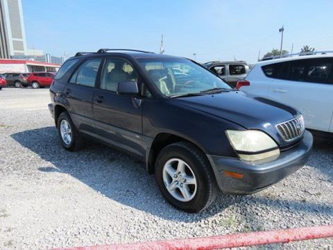 2001 Lexus RX 300 for sale in Metairie LA