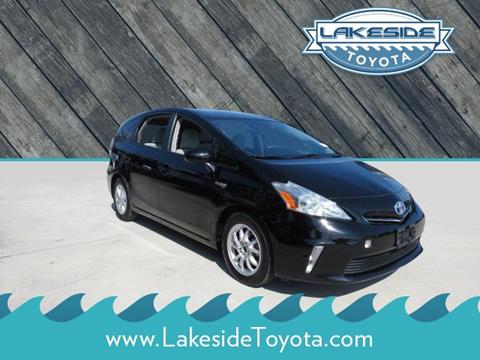 2013 Toyota Prius v for sale in Metairie, LA