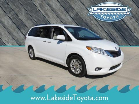 2012 Toyota Sienna for sale in Metairie LA