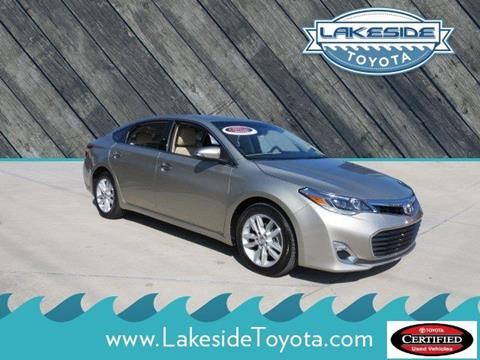 2015 Toyota Avalon for sale in Metairie LA