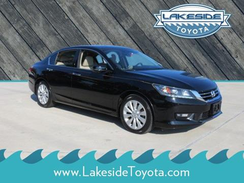 2014 Honda Accord for sale in Metairie LA