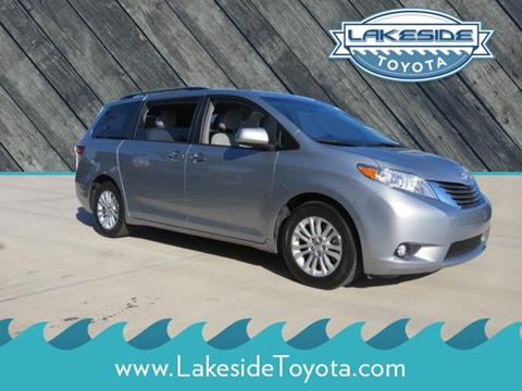 2016 Toyota Sienna for sale in Metairie, LA