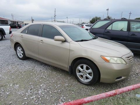 2007 Toyota Camry for sale in Metairie LA