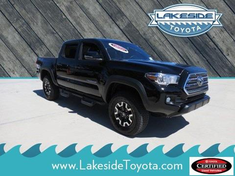 2017 Toyota Tacoma for sale in Metairie LA