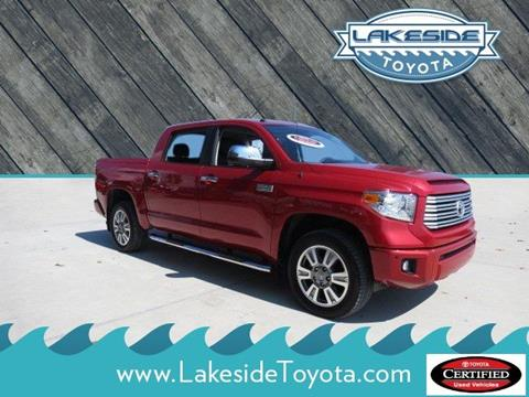 2014 Toyota Tundra for sale in Metairie LA